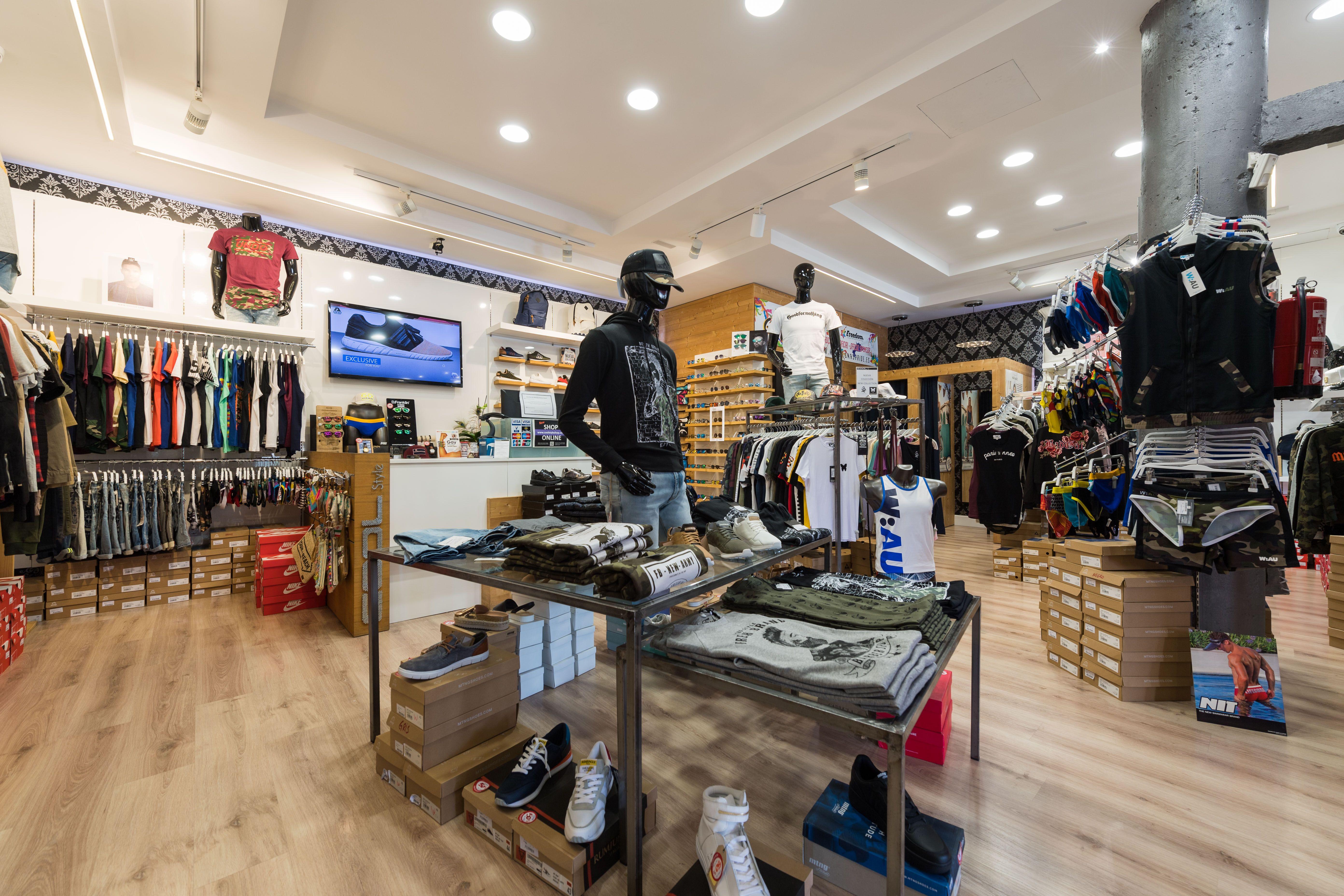 Descubre nuestra moda casual en Las Palmas de Gran Canaria