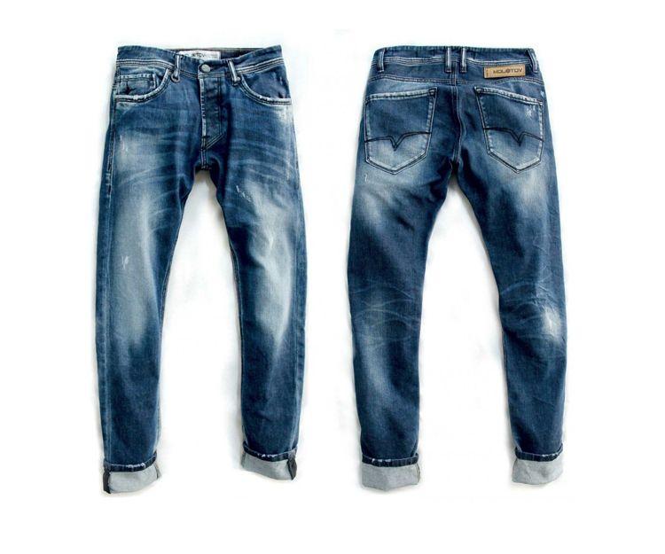 Molotov jeans nice NW efecto desteñido con rasgaduras