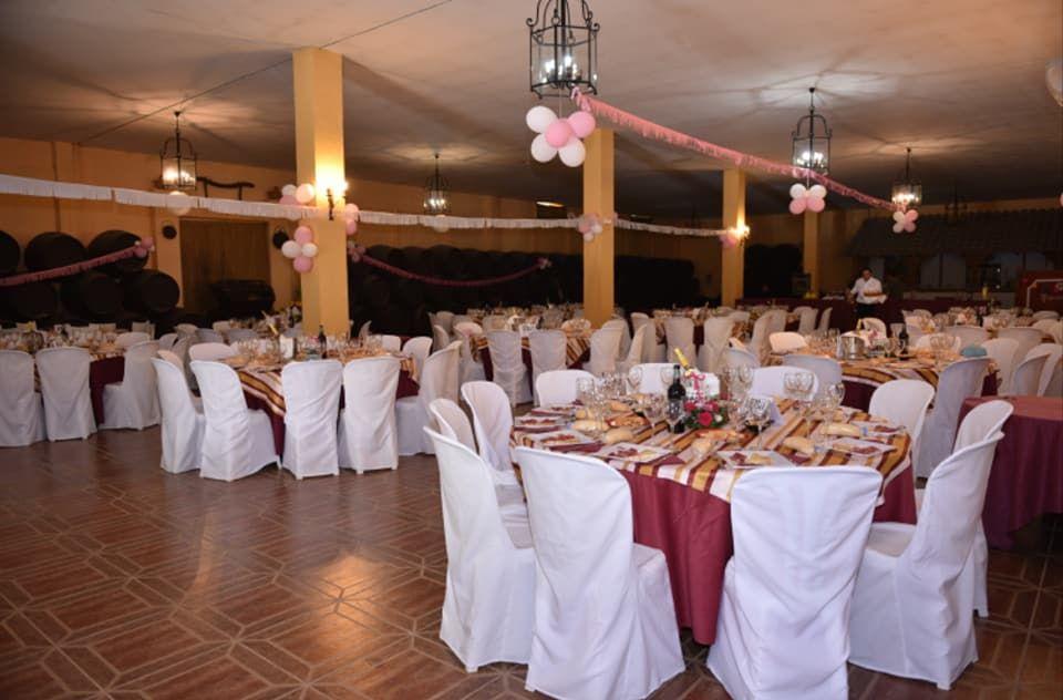 Celebración de bodas en La Barca de Vejer
