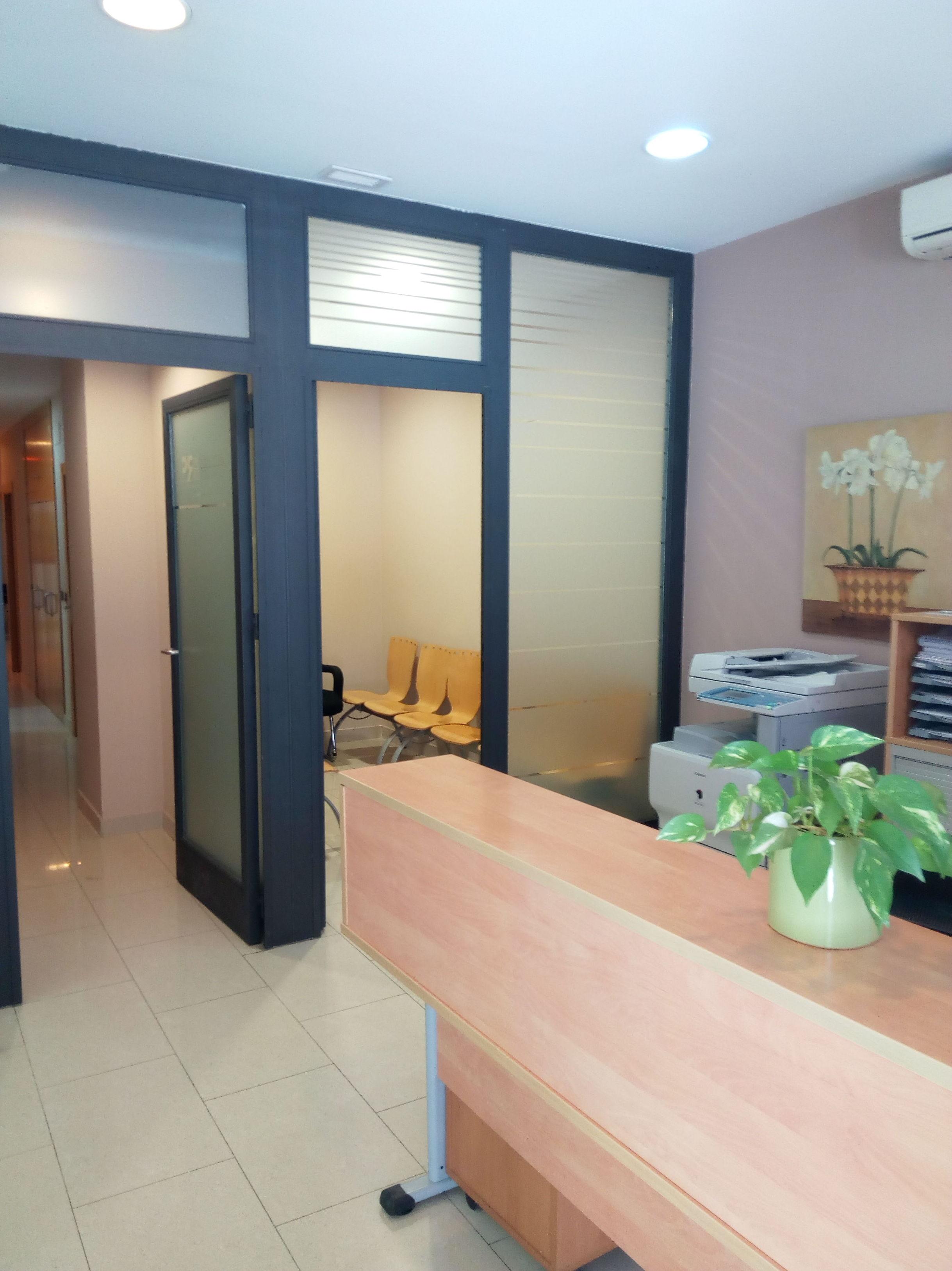 Recepción del despacho de abogados en Sevilla