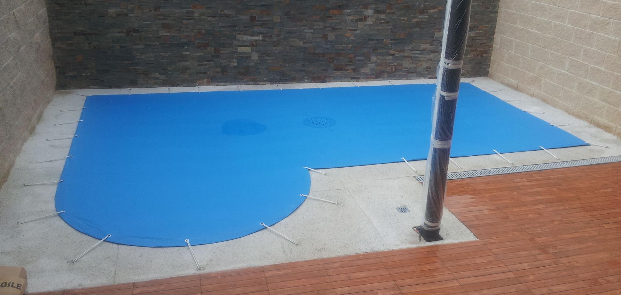 Lonas de invierno cat logo de piscinas lualpool for Piscinas de invierno