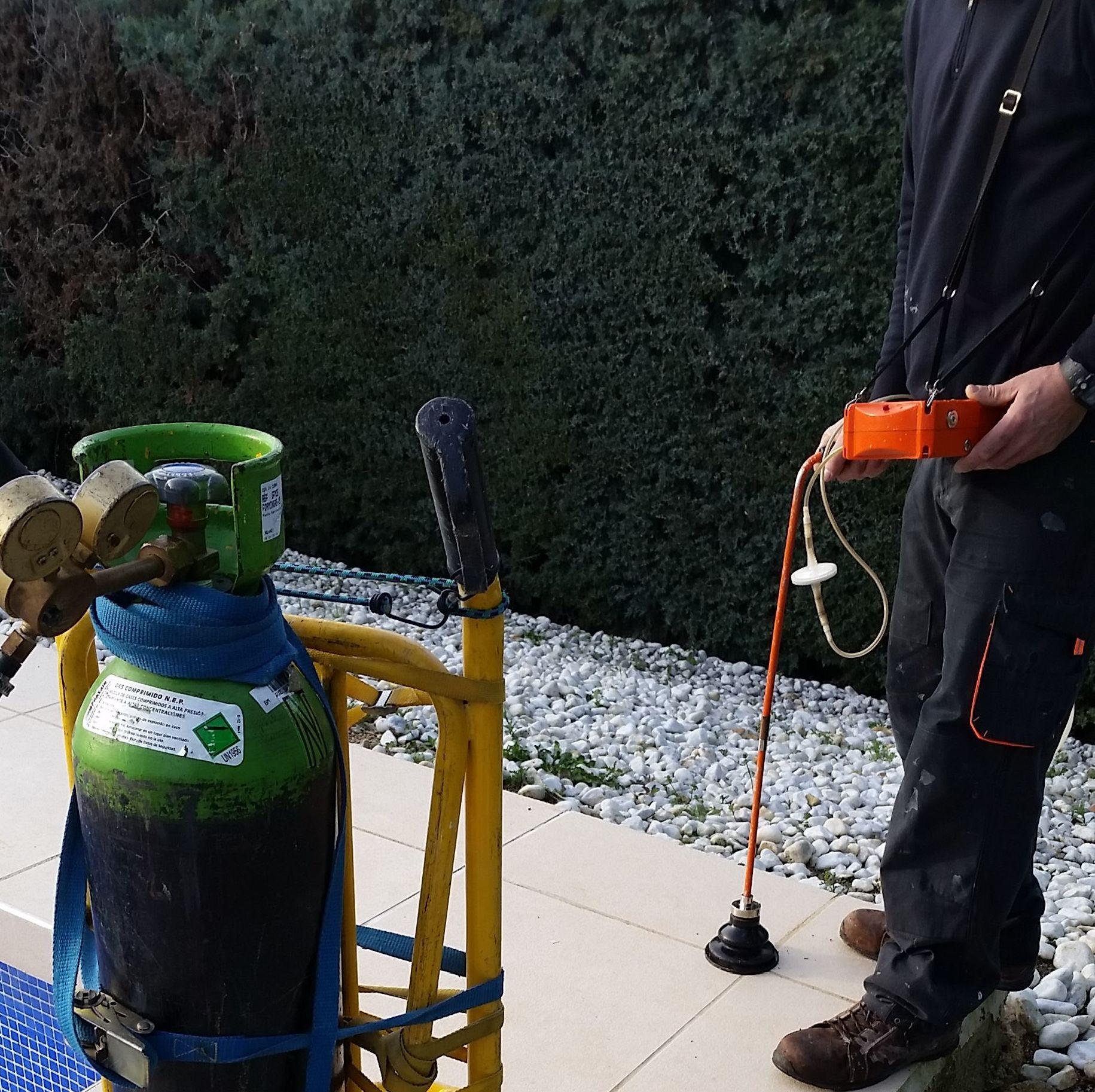 Localizaci n de fugas de agua for Fugas de agua madrid