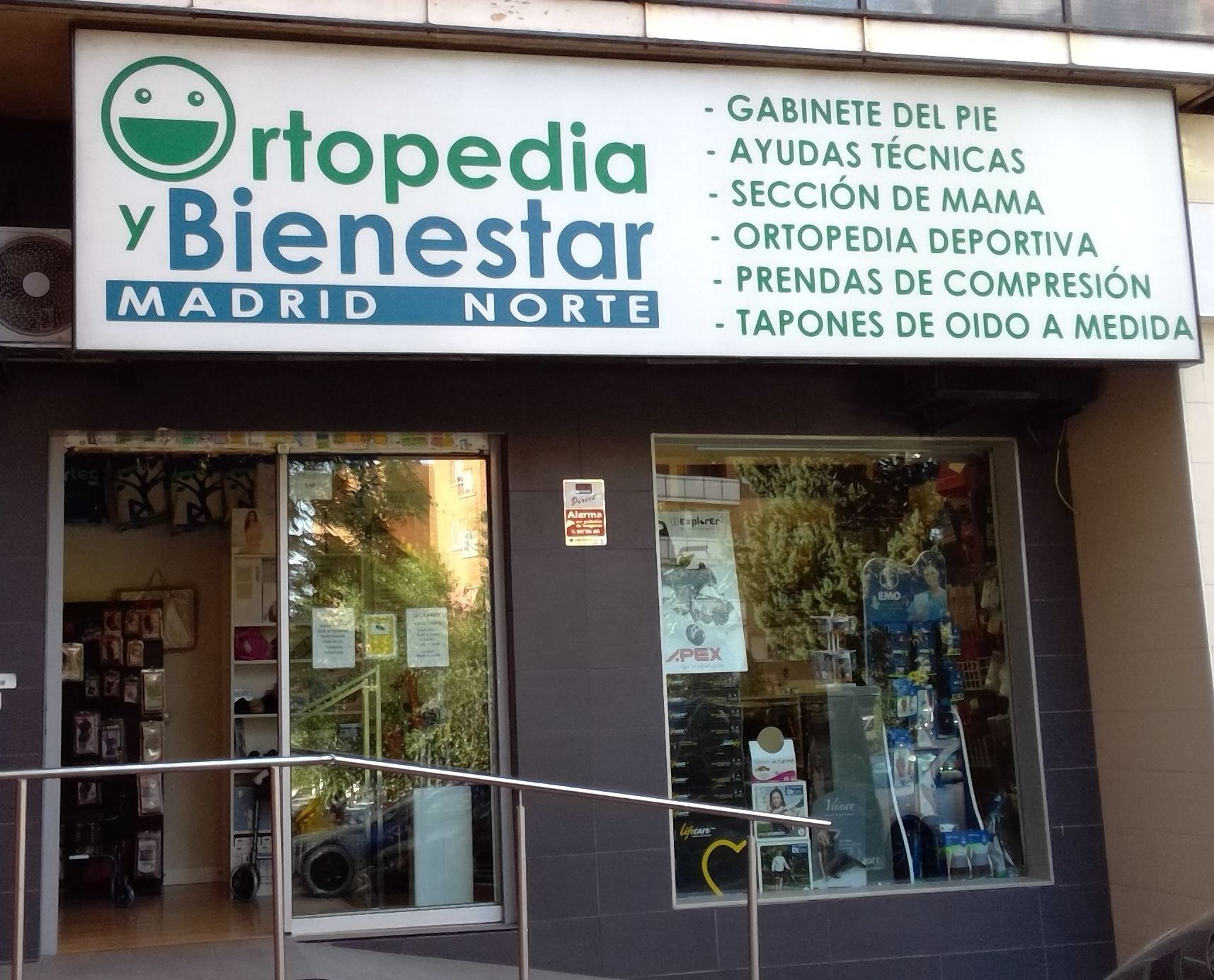 Foto 1 de Ortopedia en Madrid | Ortopedia y Bienestar
