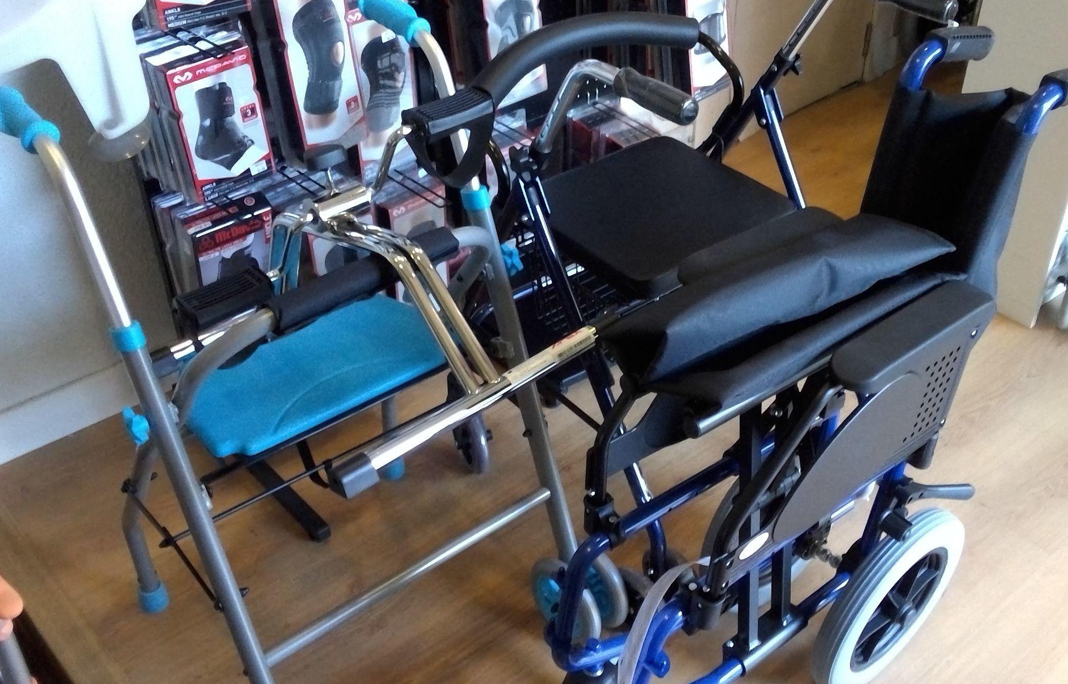 venta de sillas de ruedas en Madrid