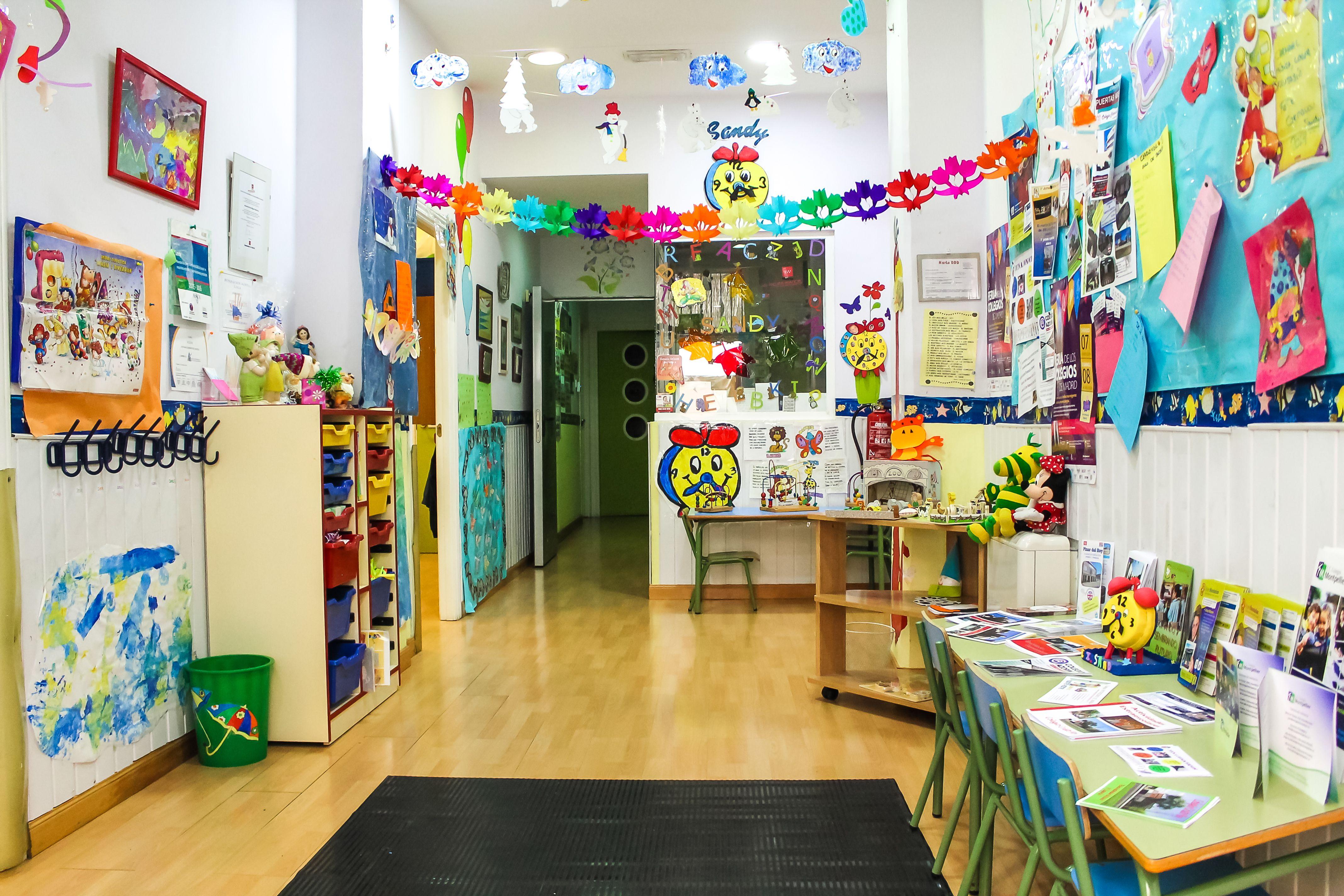Foto 5 de Guarderías y Escuelas infantiles en Madrid | Escuela Infantil Sandy