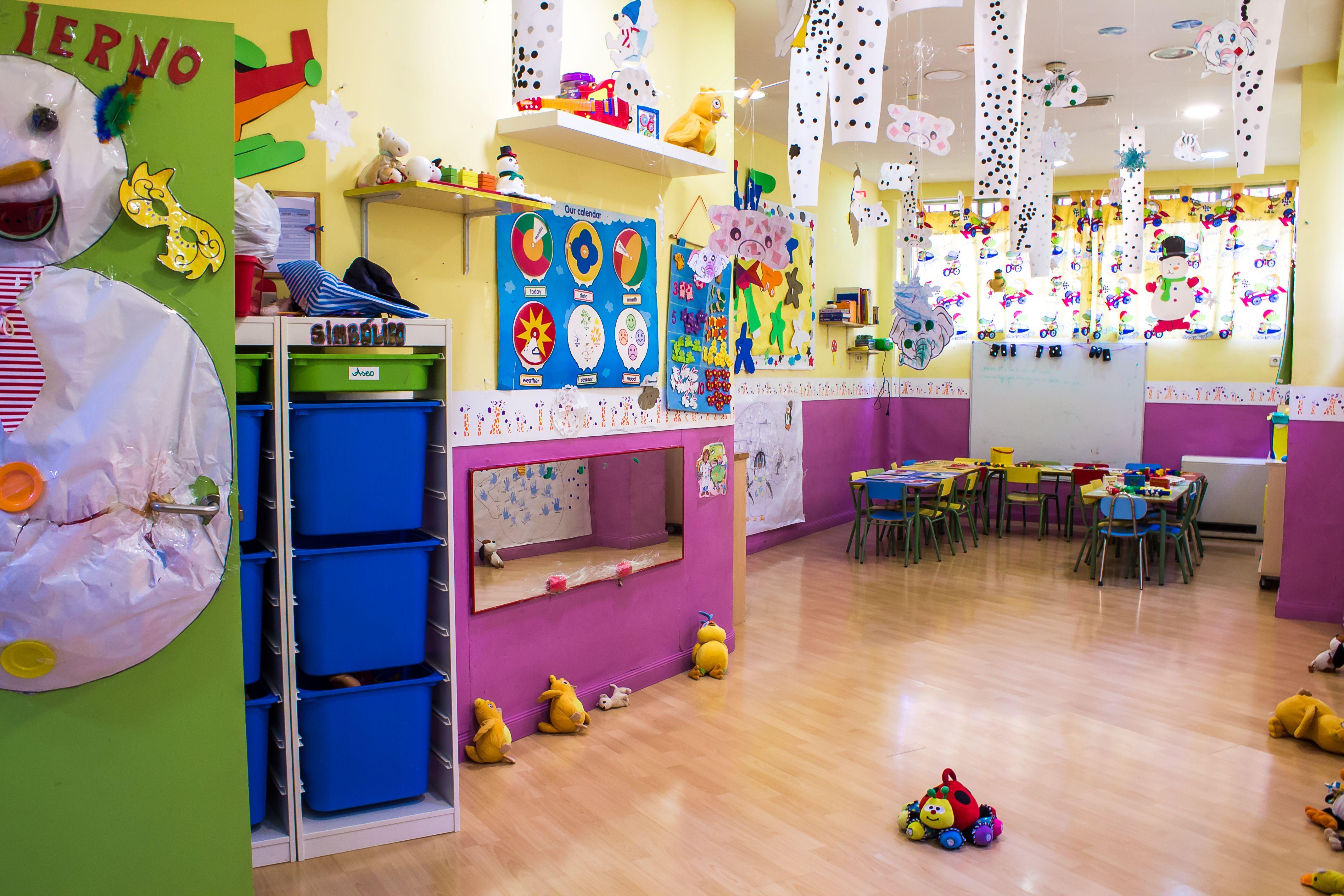 Foto 18 de Guarderías y Escuelas infantiles en Madrid | Escuela Infantil Sandy