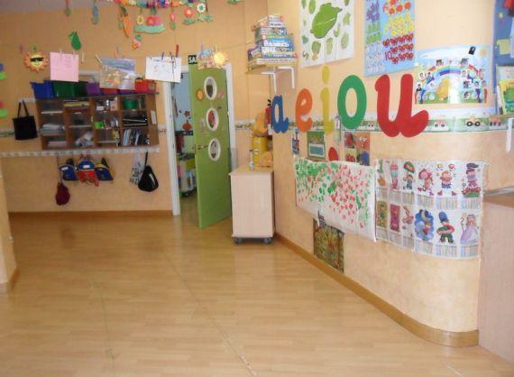 Áreas : Productos y Servicios de Escuela Infantil Sandy