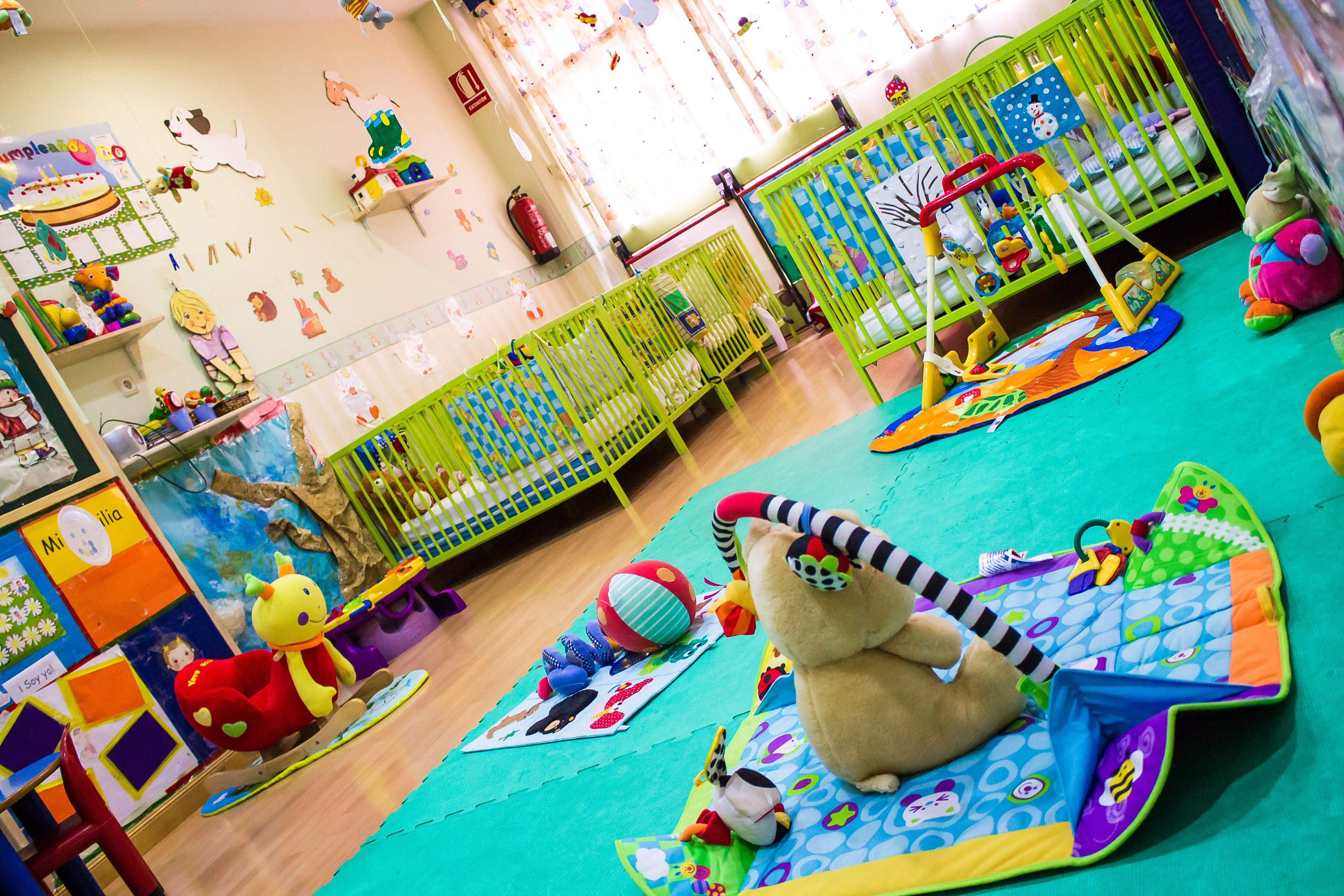 Foto 1 de Guarderías y Escuelas infantiles en Madrid | Escuela Infantil Sandy