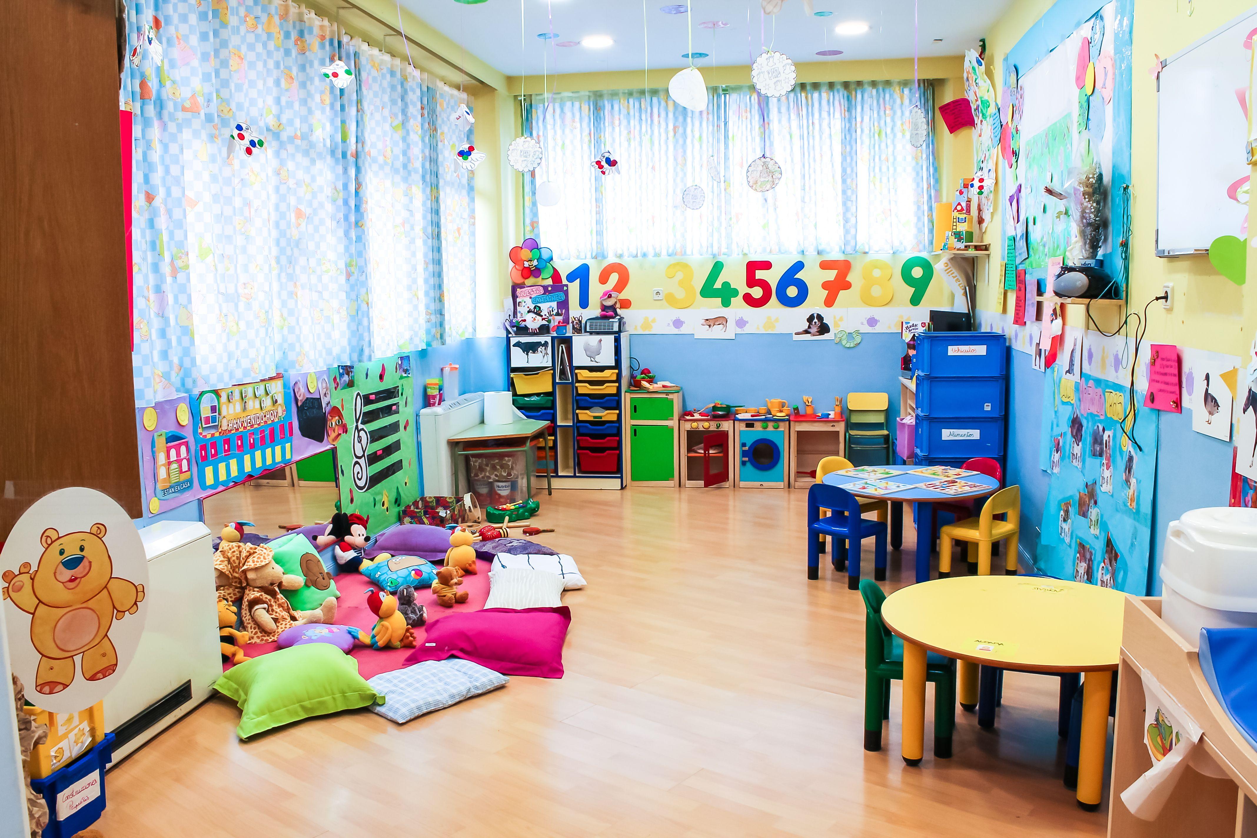 Foto 2 de Guarderías y Escuelas infantiles en Madrid | Escuela Infantil Sandy