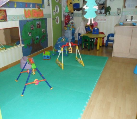 Nuestro objetivo: Productos y Servicios de Escuela Infantil Sandy