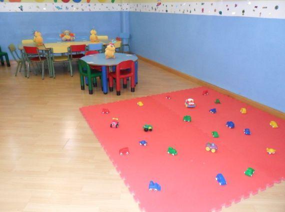 Objetivos globales: Productos y Servicios de Escuela Infantil Sandy
