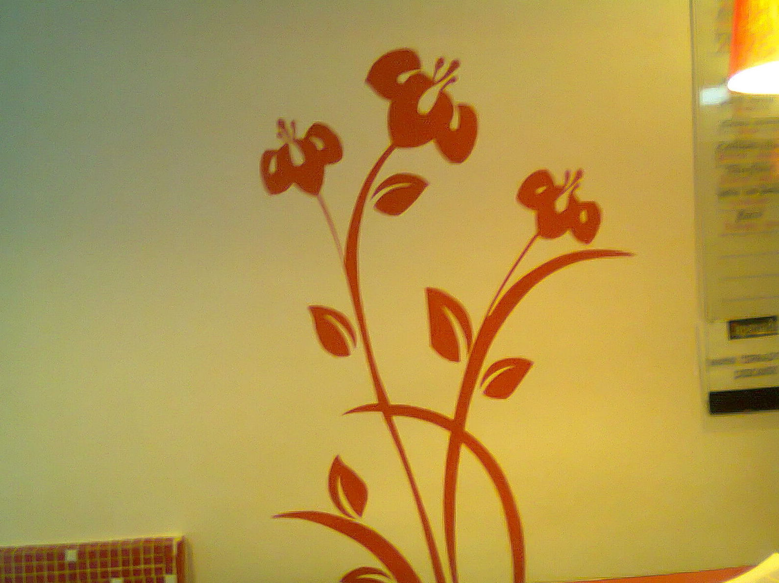 Vinilos decorativos