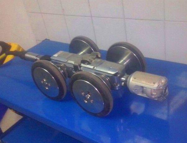 Inspección de tuberías mediante Robot inspección: Servicios de Desatascos Narru