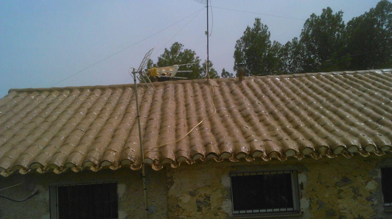 Foto 14 de Aislamientos acústicos y térmicos en Murcia | Poliuretano y Aislamientos Nicolás
