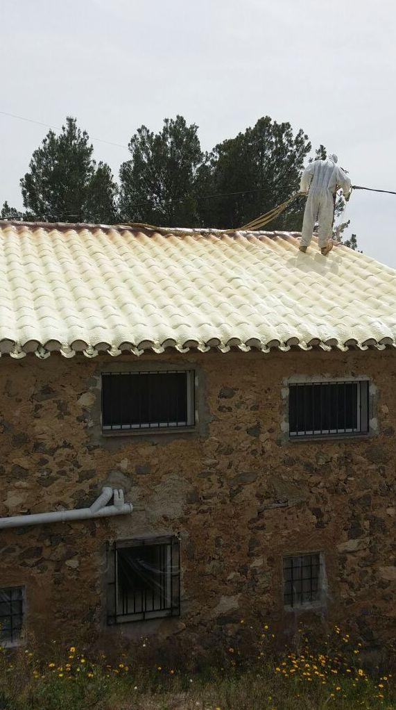 Foto 15 de Aislamientos acústicos y térmicos en Murcia | Poliuretano y Aislamientos Nicolás