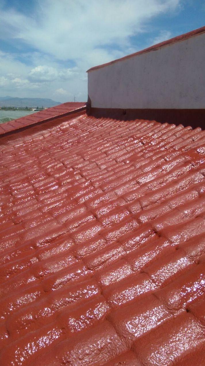 Foto 12 de Aislamientos acústicos y térmicos en Murcia | Poliuretano y Aislamientos Nicolás
