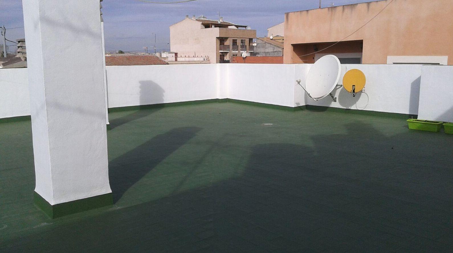 Foto 11 de Aislamientos acústicos y térmicos en Murcia | Poliuretano y Aislamientos Nicolás