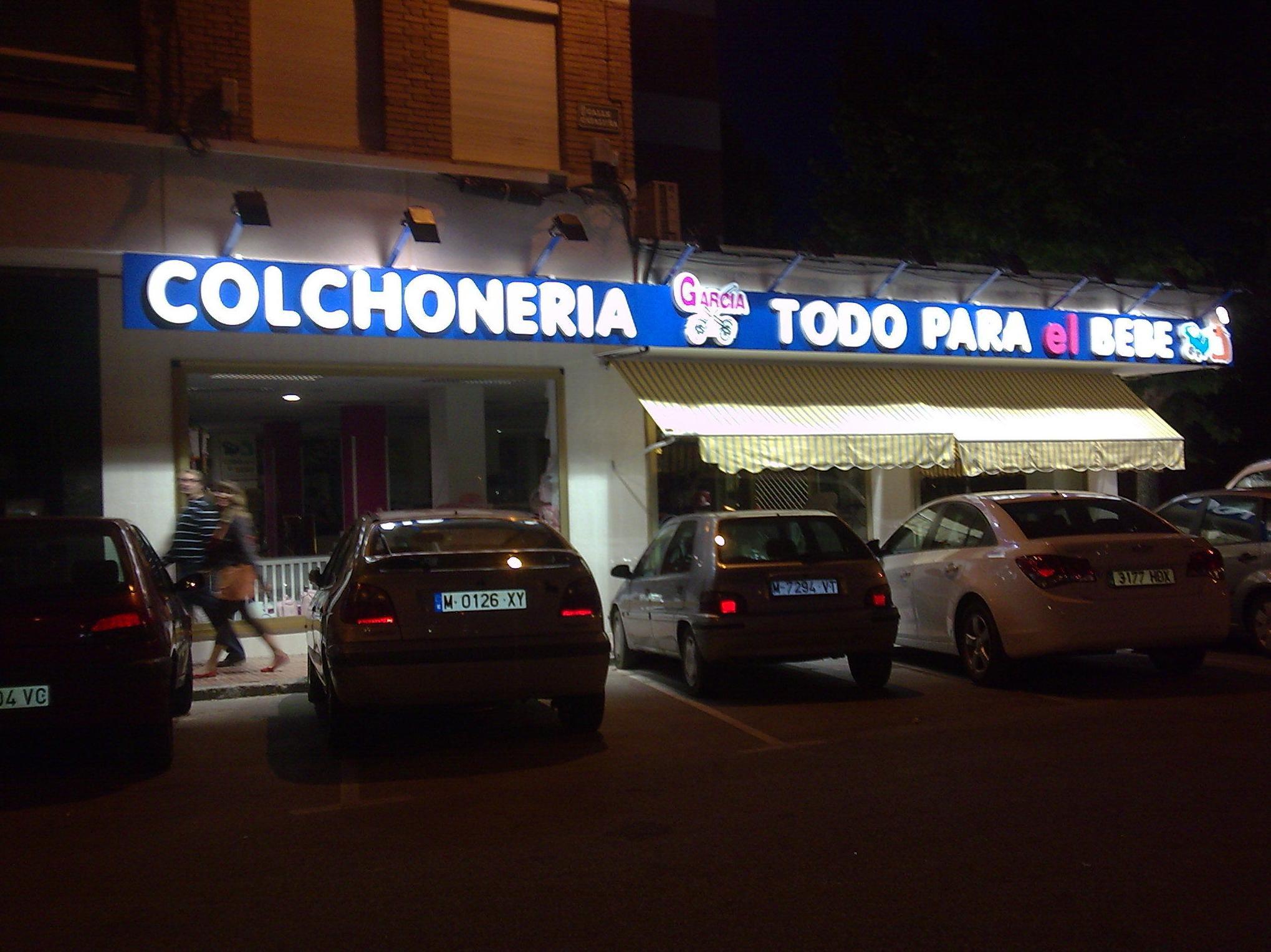 Foto 6 de Rotulación y señalización en Madrid   Luminosos Campos