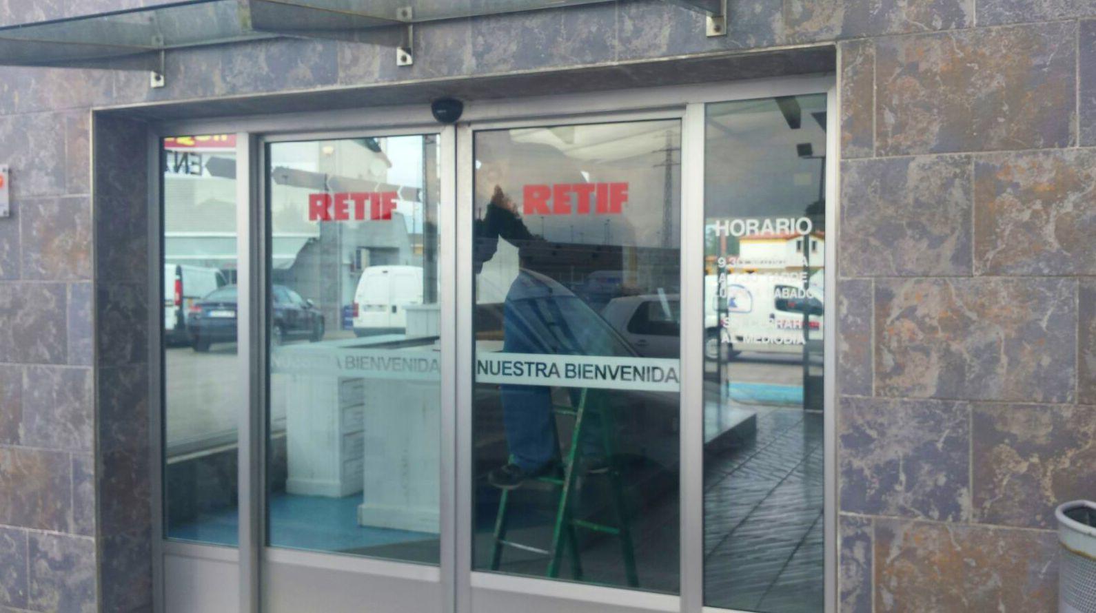Puertas de cristal Asturias