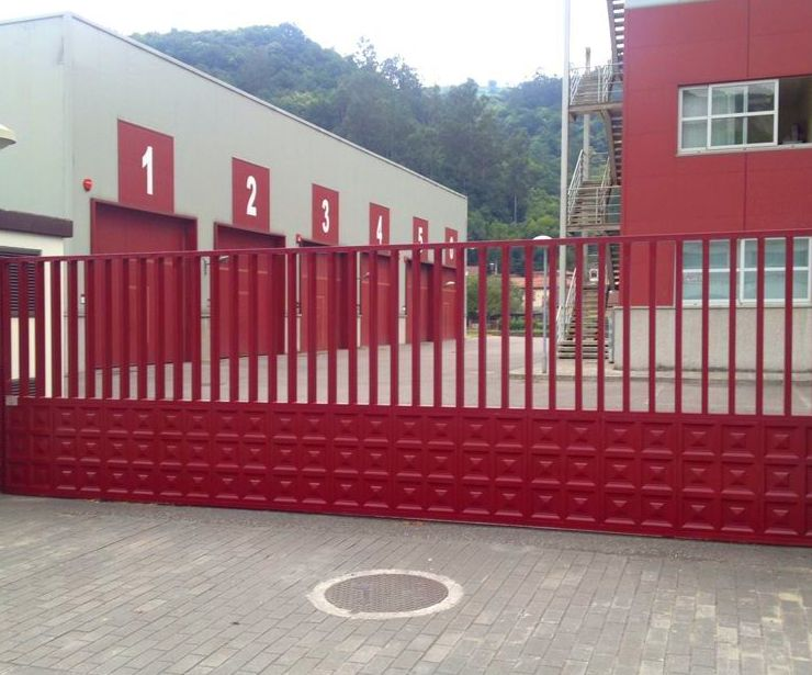 puertas automaticas Asturias
