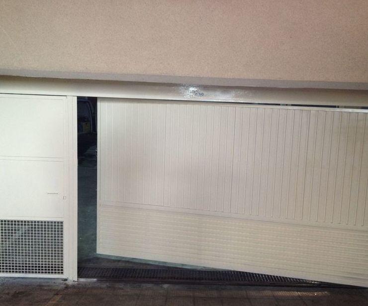 ¿Qué tipo de puerta automática necesitas?