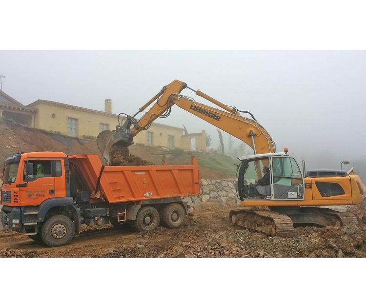 Especialistas en demoliciones en general