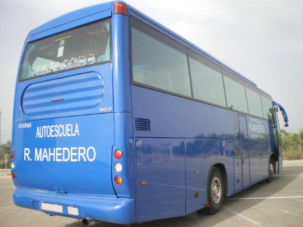 Autoescuela para obtención del permiso de autobús D en Jaén