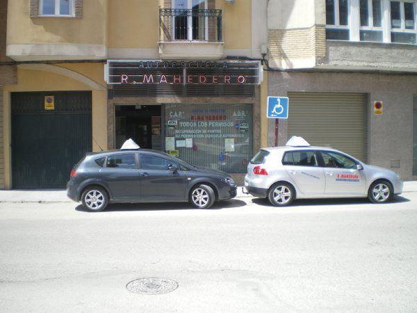 Autoescuela R. Mahedero en Jaén