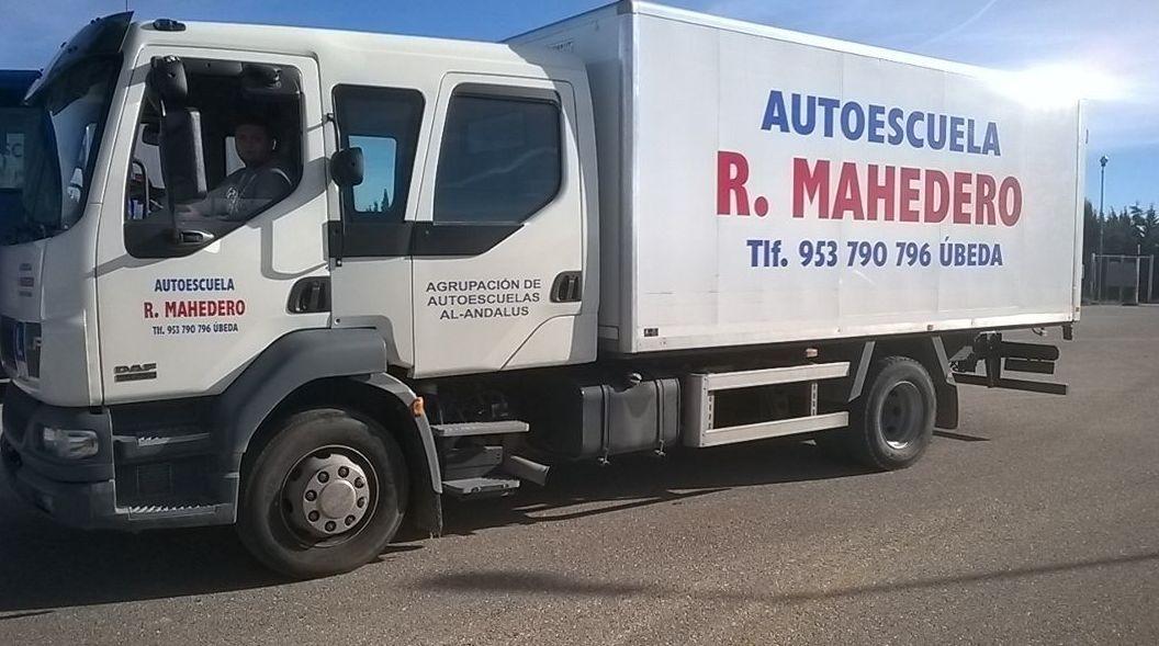 Autoescuela R. Mahedero, autoescuela de referencia en la provincia de Jaén