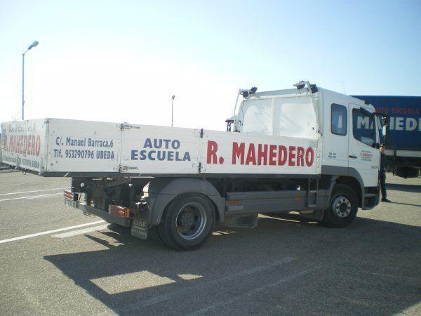 Permiso B: Permisos y cursos de Autoescuela R. Mahedero