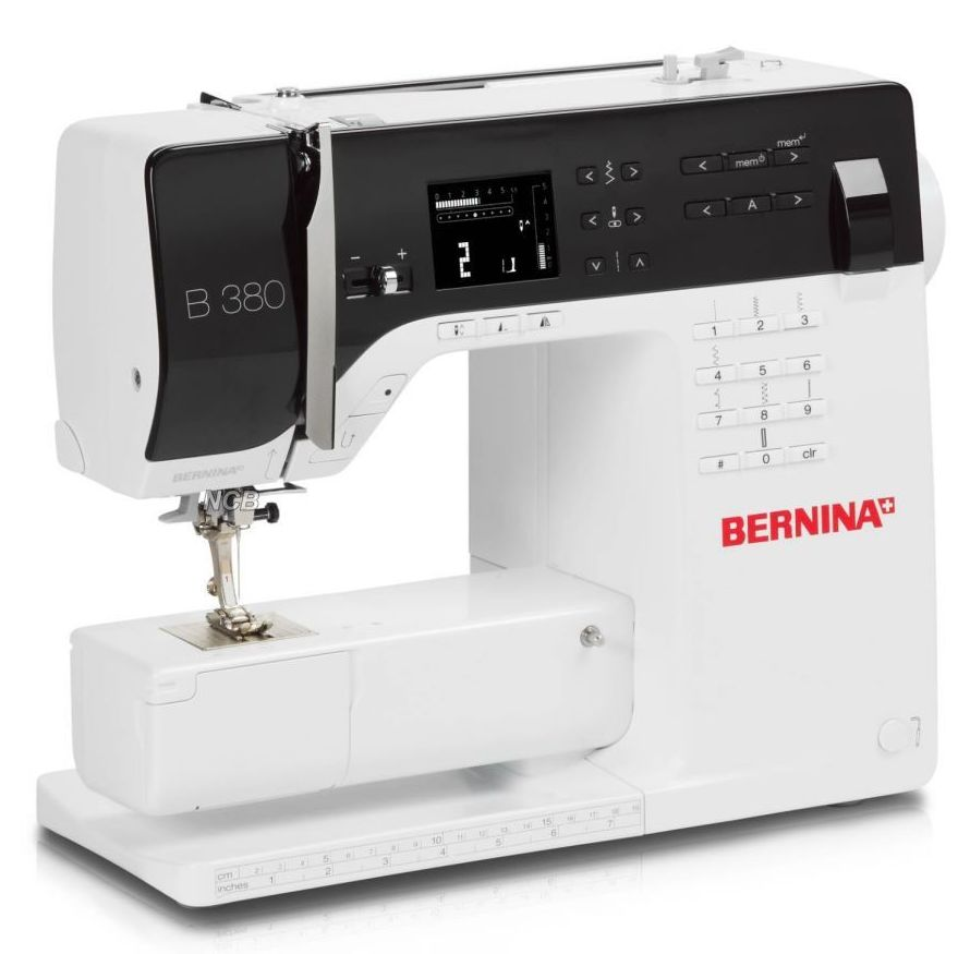 Bernina 380: Catálogo de Francisco Aparicio