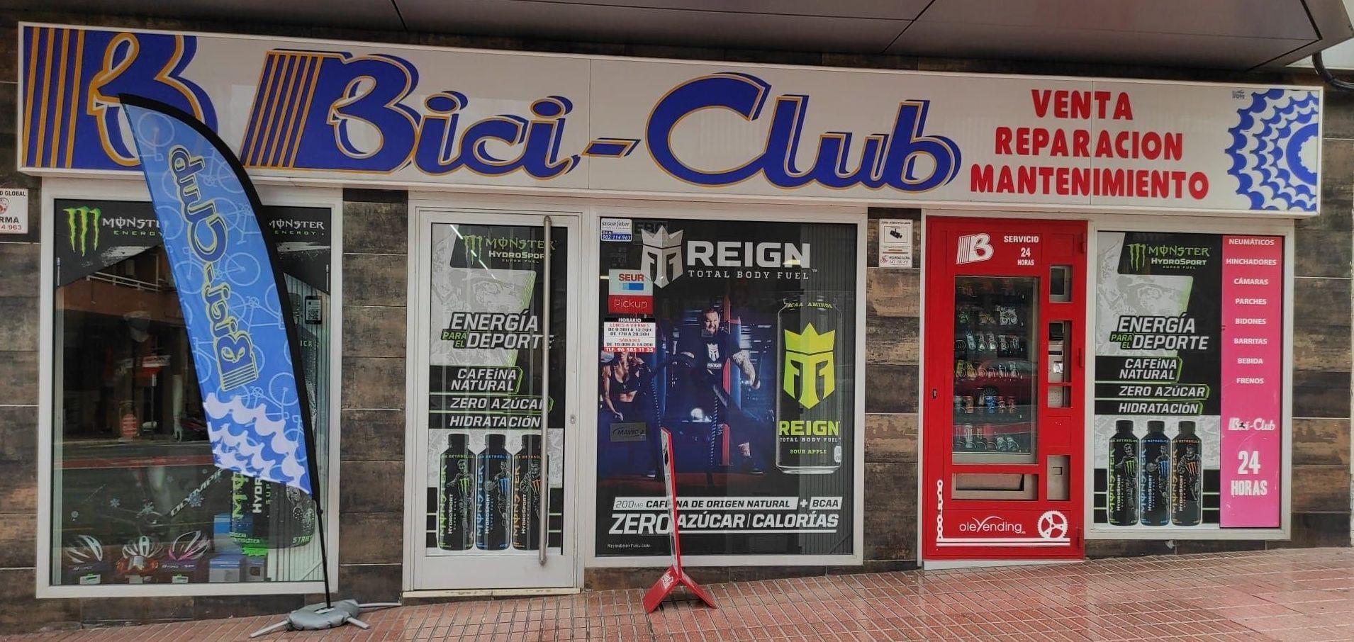 Foto 2 de Bicicletas en Benidorm   Bici - Club