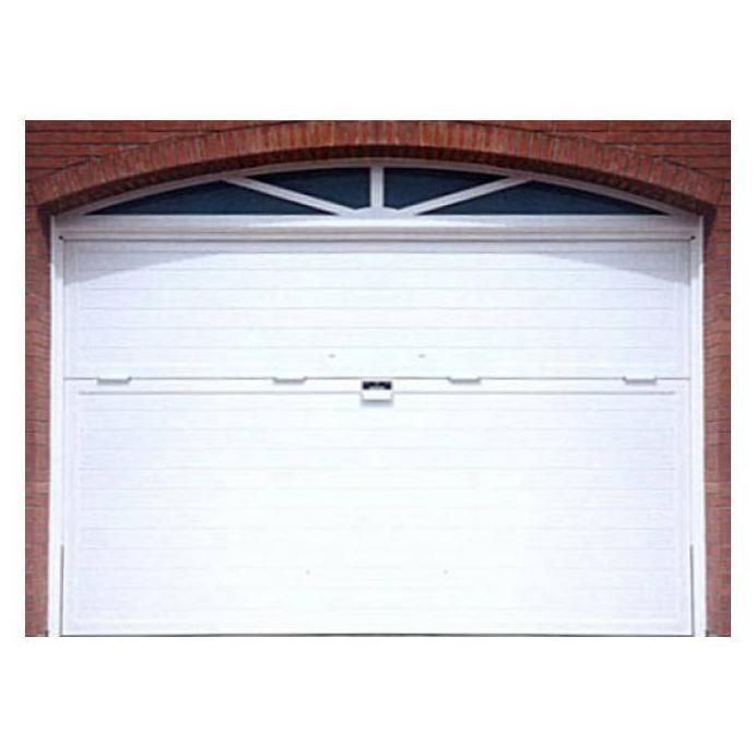 puertas de garaje y de local: catálogo de carpintería de aluminio