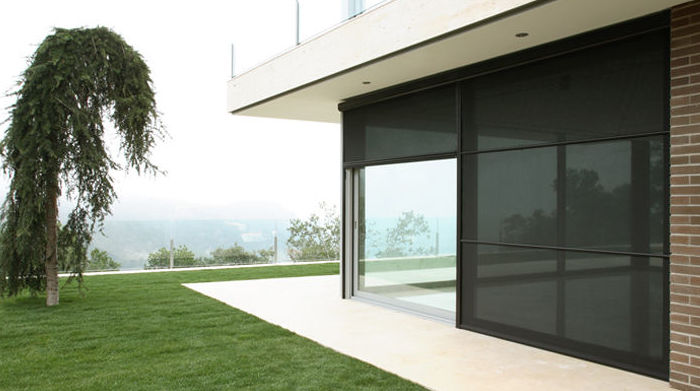 Foto 11 de Carpintería de aluminio, metálica y PVC en Granollers | Carpintería de Aluminio Hermanos Almansa, S.L.