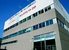 Foto 12 de Carpintería de aluminio, metálica y PVC en Granollers | Carpintería de Aluminio Hermanos Almansa, S.L.