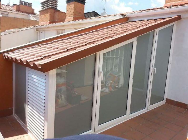 Foto 5 de Carpintería de aluminio, metálica y PVC en Granollers | Carpintería de Aluminio Hermanos Almansa, S.L.