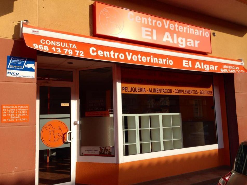 Nuevo Centro Veterinario El Algar