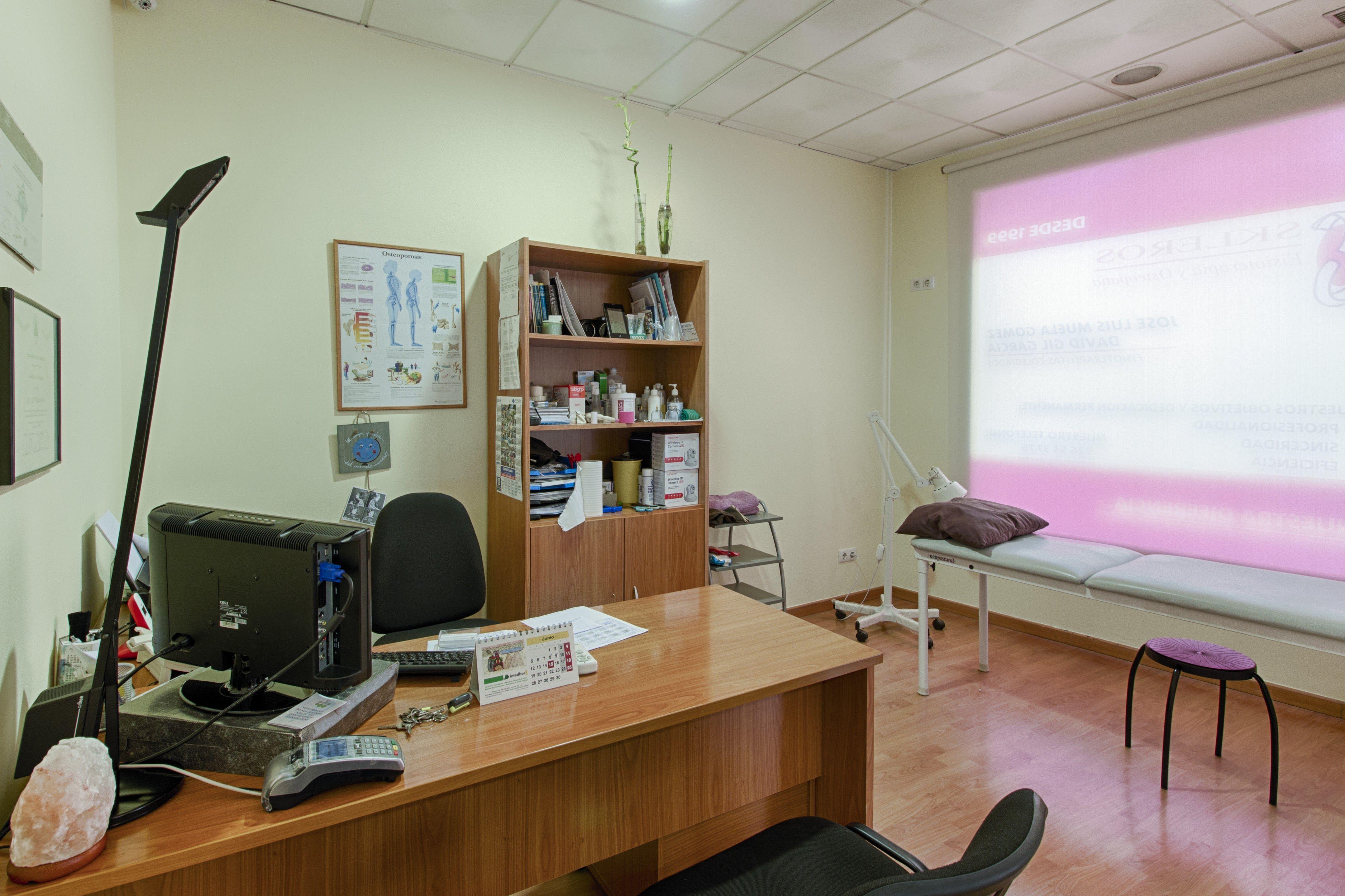 Foto 14 de Fisioterapia en Alcázar de San Juan | Skleros