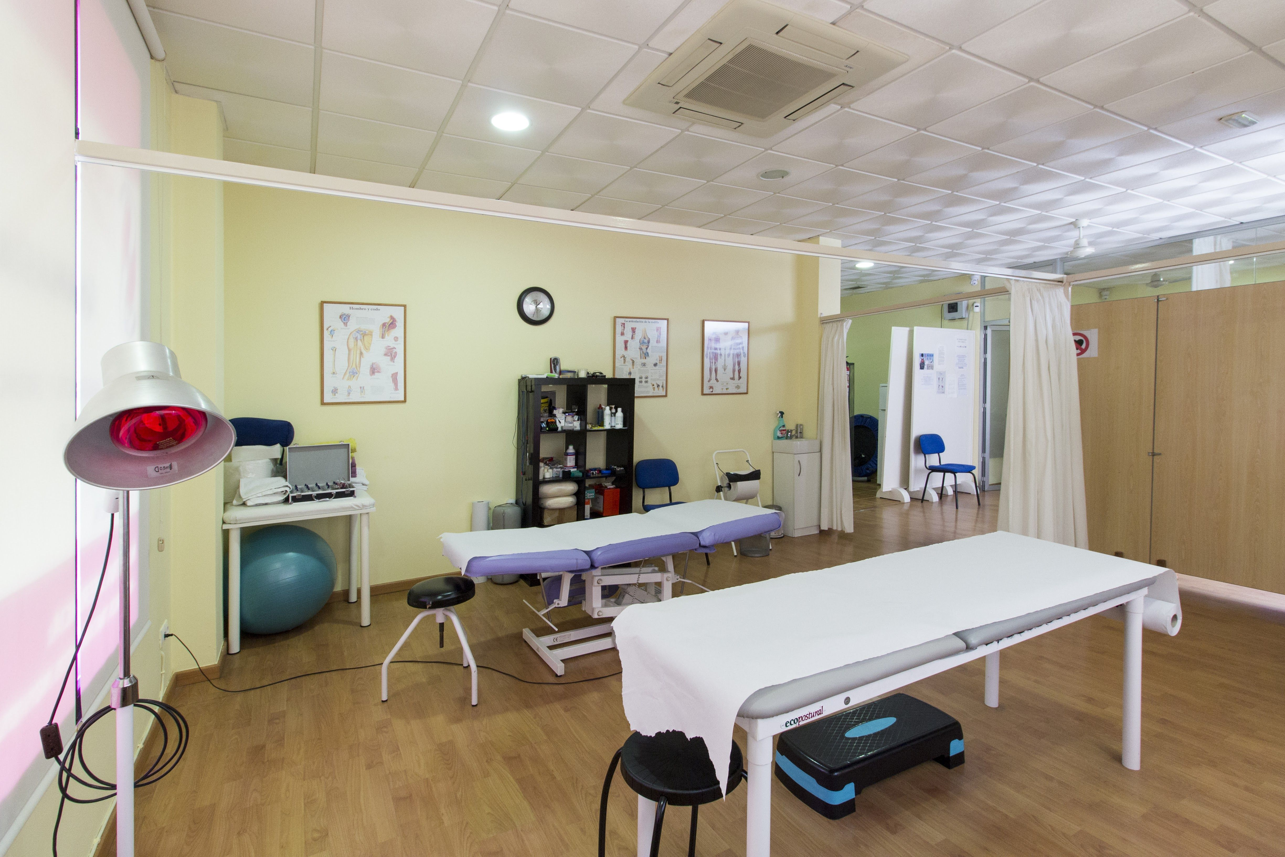Foto 15 de Fisioterapia en Alcázar de San Juan | Skleros