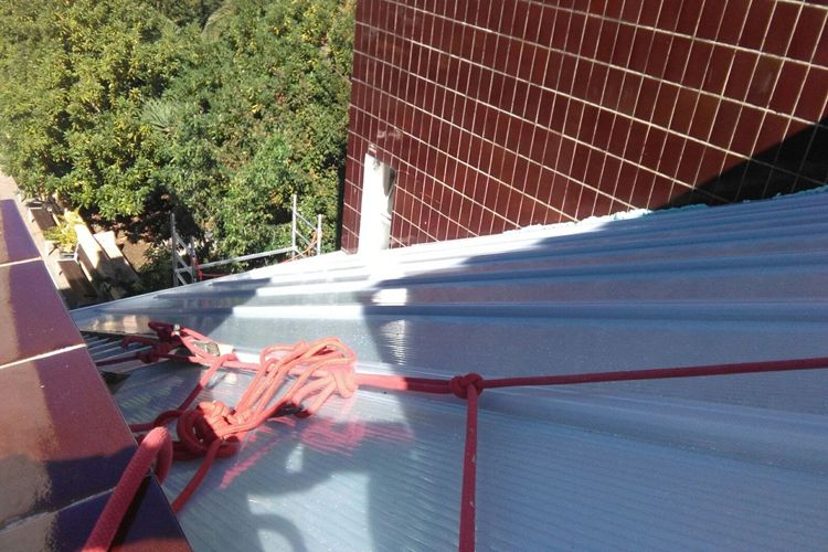 Trabajos de carpintería de aluminio en Tenerife