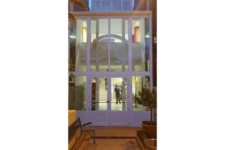 Instalación de puertas de aluminio en Tenerife