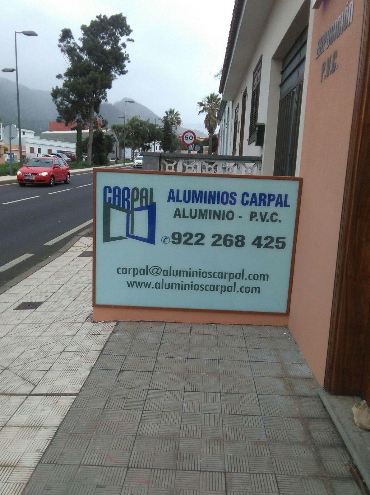 Aluminios Tenerife