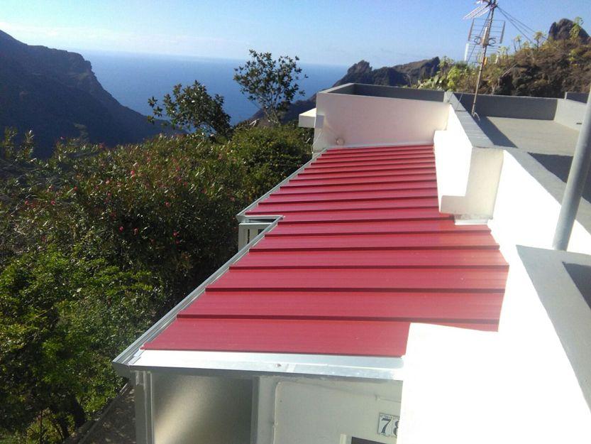 Empresa especializada en trabajos de aluminio en Tenerife