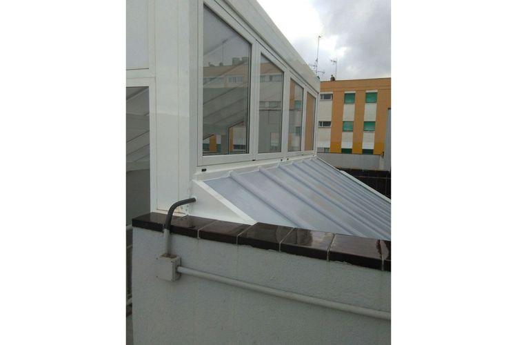 Cerramientos de terrazas en Tenerife