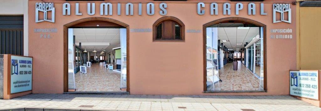 Foto 14 de Carpintería de aluminio, metálica y PVC en Las Mercedes | ALUMINIOS CARPAL