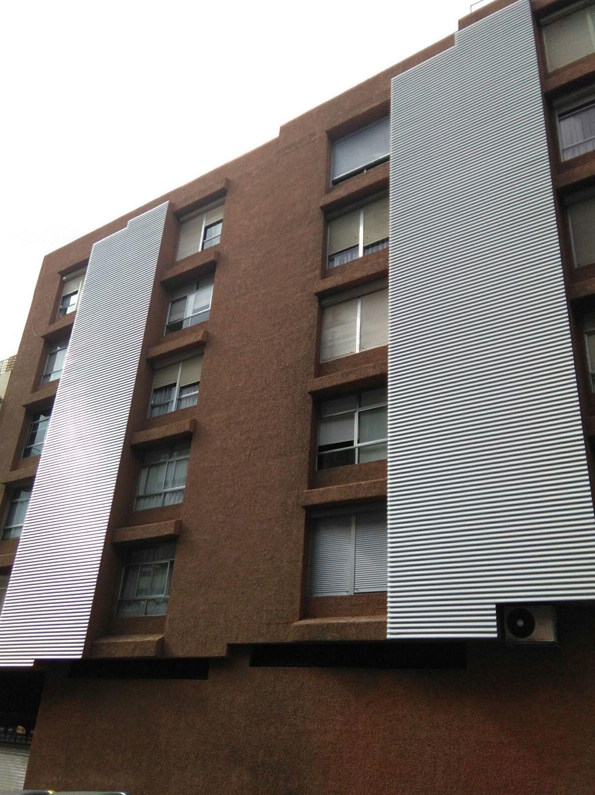 Lamas horizontales de PVC