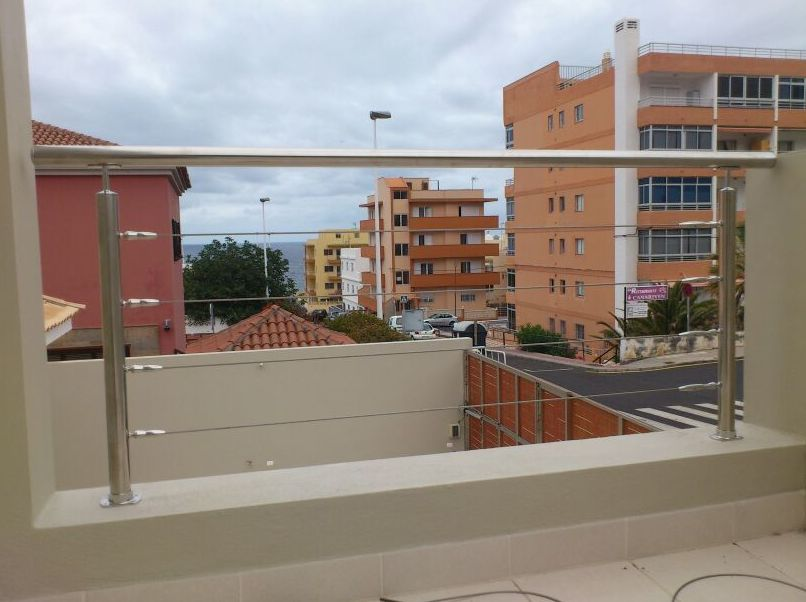 Barandilla para terraza