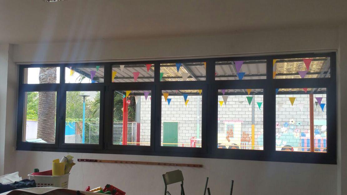 Sustitución de ventanas en Tenerife