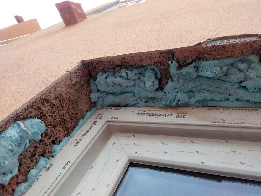 Instalación de ventanas de PVC en Tenerife