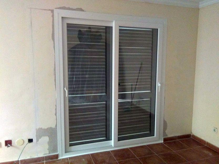 Puertas de aluminio en Tenerife